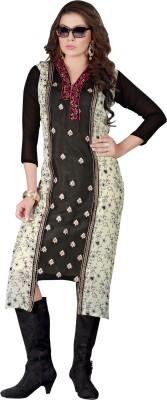 JS Pavitra Fabrics Georgette Floral Print Kurti Fabric