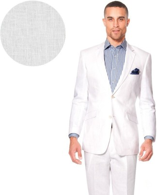 MeraKapda Linen Solid Suit Fabric