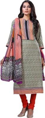 Harra Cotton Printed Salwar Suit Dupatta Material