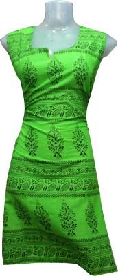 Vaibhav Laxmi Collection Chiffon, Georgette Embroidered Kurti Fabric