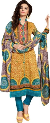 Reine Femmes Apparels Fancy Salwar Suits Pashmina Printed Salwar Suit Dupatta Material