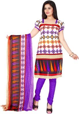 Manthan Cotton, Jacquard Printed Salwar Suit Dupatta Material