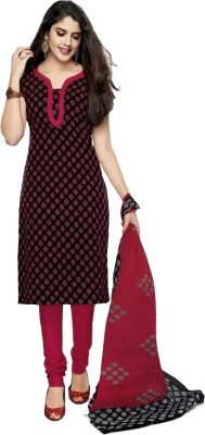 Priyanshi New Cotton Printed Dress/Top Material