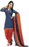 SGC Crepe Printed Salwar Suit Dupatta Ma...