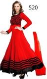 Kali Fashion Georgette Embroidered Semi-...