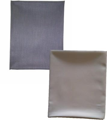 Raahi Cotton Polyester Blend Self Design Shirt & Trouser Fabric