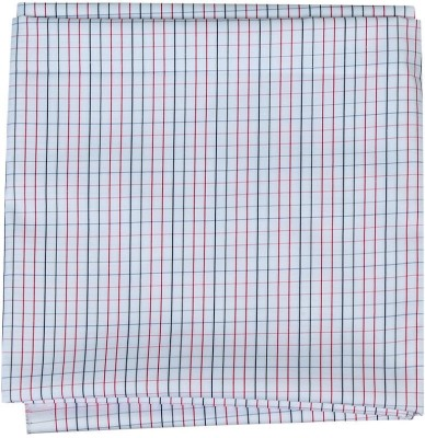Cladien Cotton Checkered Shirt Fabric