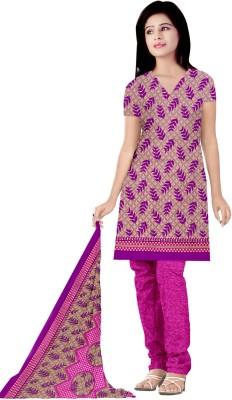 Shree Vardhman Silk Printed Salwar Suit Dupatta Material