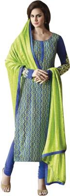 Nkmchic Chiffon Printed Salwar Suit Dupatta Material