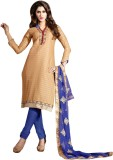 Styliner Cotton Embroidered Salwar Suit ...