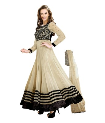 Shiva Tex Georgette Self Design Salwar Suit Dupatta Material
