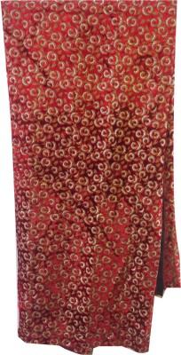 Inhika Velvet Embroidered Multi-purpose Fabric