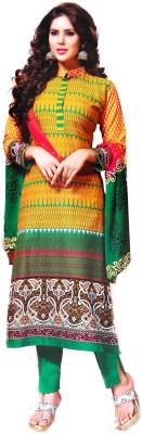 ADSF Cotton Printed Salwar Suit Dupatta Material
