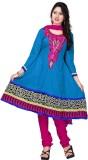 Manmauj Cotton Embroidered Salwar Suit D...