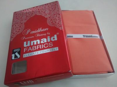 Umaid Fabrics Cotton Linen Blend Woven Shirt Fabric