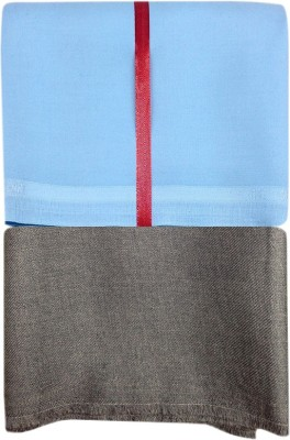 Ramkumar Textile Polyester Solid Shirt & Trouser Fabric(Un-stitched)