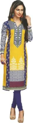 Gopika Creation Cotton Printed Kurti Fabric
