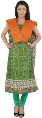 Dupatta Bazaar Silk Printed Salwar Suit Dupatta Material
