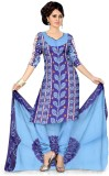Glitters Cotton Self Design Salwar Suit ...