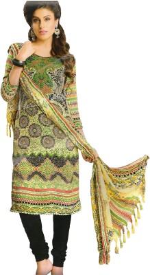 Amin Wool Printed Salwar Suit Dupatta Material