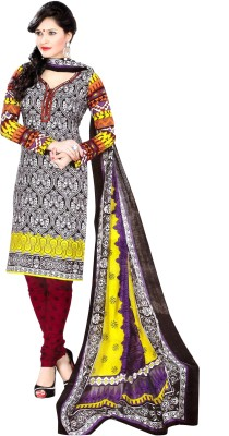 Not Bad Cotton Printed Salwar Suit Dupatta Material