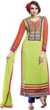Lilots Georgette Embroidered Salwar Suit...