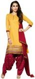 Kali Fashion Cotton Embroidered Salwar S...
