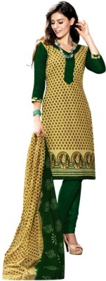 VenusINDR Cotton Printed Salwar Suit Dupatta Material
