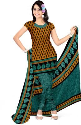 Mitra Cotton Printed Salwar Suit Dupatta Material