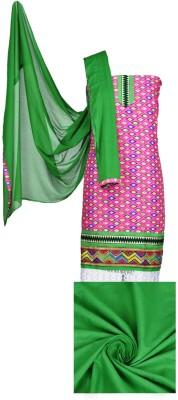 GV Cotton Printed Salwar Suit Dupatta Material