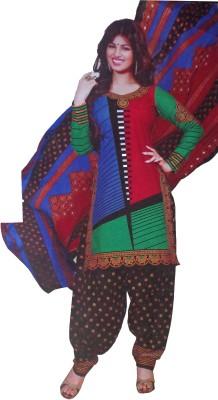 Kanya Cotton Self Design Salwar Suit Dupatta Material