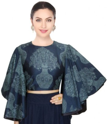Fabron Georgette Printed Blouse Material