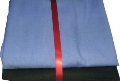 easenconfort Cotton Polyester Blend Solid Shirt & Trouser Fabric