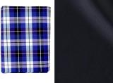 Sahyog Synthetic Checkered, Solid Shirt ...
