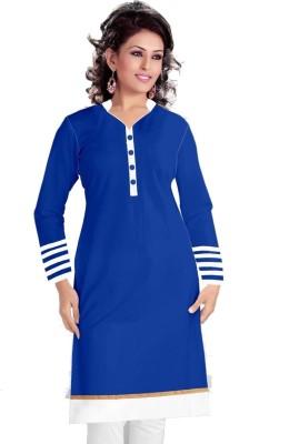 JS Pavitra Fabrics Cotton Solid Kurti Fabric