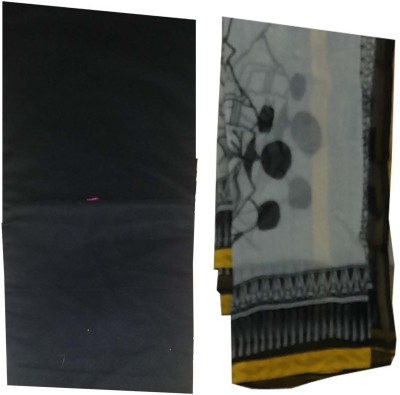 FS Cotton Printed Salwar Suit Dupatta Material