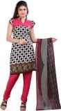 Textilebaba Cotton Printed Dress/Top Mat...