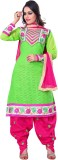 Kalaahari Cotton Embroidered Salwar Suit...