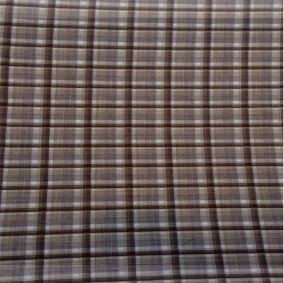 Checks Cotton Checkered Shirt Fabric