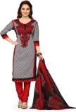 VIHANA Cotton Printed Salwar Suit Materi...