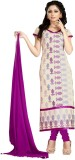 Shyam Suits Cotton Embroidered Salwar Su...