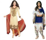 The Core Fashion Cotton Printed Salwar S...