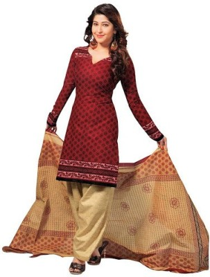 Lina Cotton Printed Salwar Suit Dupatta Material