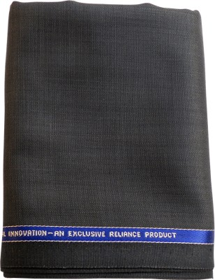 Vimal Cotton Polyester Blend Self Design Trouser Fabric