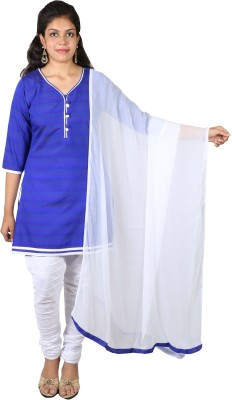 Ginni 6 Rayon Woven Salwar Suit Dupatta Material