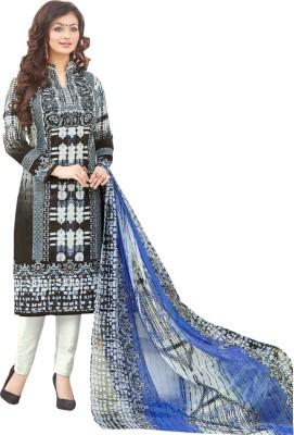Raagvi Cotton Printed Salwar Suit Dupatta Material