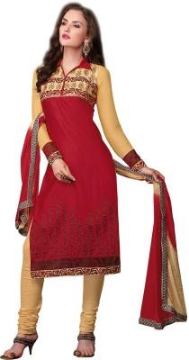 Morli Cotton Self Design Salwar Suit Dupatta Material