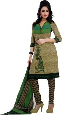 Giftsnfriends Crepe Printed Dress/Top Material, Salwar Suit Dupatta Material, Salwar Suit Material