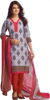Kaya Cotton Printed Salwar Suit Dupatta Material