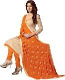 Vastrani Jute Embroidered Salwar Suit Du...